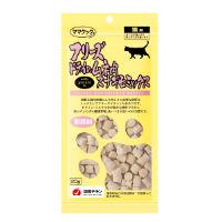 フリースドライのムネ肉,スナギモミックス,猫用20g,あげやすい一口サイズ