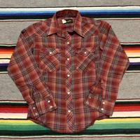 Made in USA BOYS WRANGLER ウエスタンシャツ