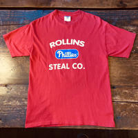 Phillies ナンバリングTシャツ