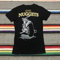 NUGGETS ハーレープリント Tシャツ