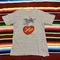 1977 WARNER BROS バッグズバニー ライセンス Tシャツ