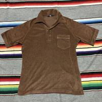 70's JC Penney ポリエステル ポロシャツ