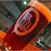 【中古】ベアードビール パイントグラス 473ml