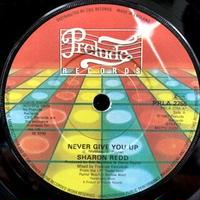 Sharon Redd / Never Give You Up (7″)