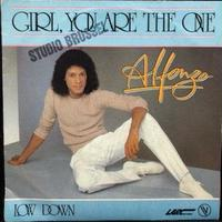 Alfonzo / Girl, You Are The One b/w Low Down (7″)