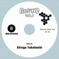 BOUND Vol.3 ~Beautiful Black Soul~ (MIX CD)