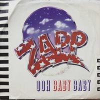 Zapp / Ooh Baby Baby (7″)