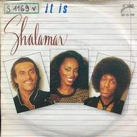 Shalamar / There It Is (7″)