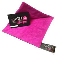 beGLOSS WIPE (M) - ビーグロス ワイプ Mサイズ - beGloss Perfect Shine 専用マイクロファイバークロス 30 x 30cm 【税抜価格】¥2,800