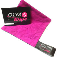 beGLOSS WIPE (S) - ビーグロス ワイプ Sサイズ - beGloss Perfect Shine 専用マイクロファイバークロス 22 X 22cm 【税抜価格】¥1,800