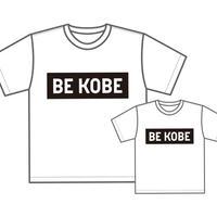 BE KOBEロゴTシャツ