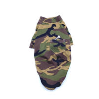 in pocket T-shirt【camouflage】