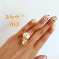 Bell glace リング