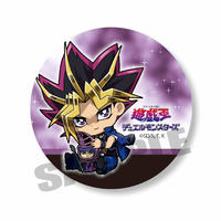 トレーディング缶バッジ「遊☆戯☆王」シリーズ/ぎゅぎゅっと