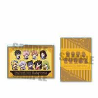 ぎゅぎゅっとクリアファイル3ポケット/B Fate/Grand Order -絶対魔獣戦線バビロニア-