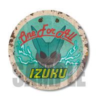 レトロ看板缶バッジ僕のヒーローアカデミア/緑谷 出久_CBLH-01