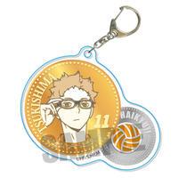 きゃらメダルアクリルキーホルダー ハイキュー!! TO THE TOP/月島 蛍
