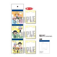 3Pメモ帳 アニメ『A3!』/B