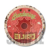 レトロ看板缶バッジ僕のヒーローアカデミア/切島 鋭児郎_CBLH-08