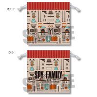 ミニ巾着 SPY×FAMILY/B