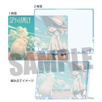 アートパネルSPY×FAMILY/ロイド&アーニャ&ヨル&ボンド_ALSM-02