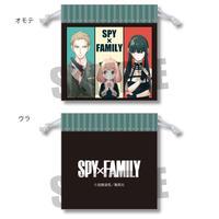 ミニ巾着 SPY×FAMILY/A