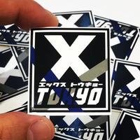 X-Tokyoシール