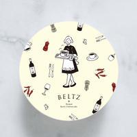 バスクチーズケーキ / Cute Girl