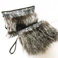 Precious fur clutch-reproduction (プレシャスファークラッチ リプロダクション)送料無料商品