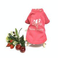 犬用Tシャツ(ピンク)