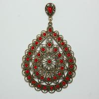 Carlota rojo