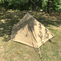 FRENCH ARMY 50's PUP TENT   フランス軍 デッドストックパップテントセット