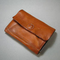 benlly's original / Leather wallet / Wash