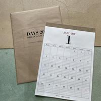 MUCU / Calendar DAYS 2021
