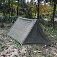US Shelter Half Pup Tent set US パップテントセット