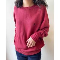polo Ralphrauren cottonsweater
