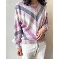 pink mulchborder sweater