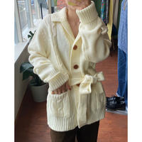 80s Sears cable cardigan