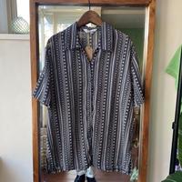 half sleeve design  shirt