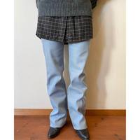 lee ice blue pants