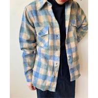70s L.L.Bean wool shirt