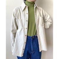 60s L.L.bean corduroy shirt