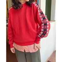 60s pilgrim  sweater