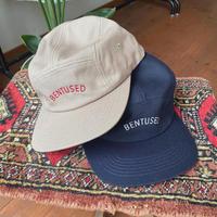 Bent classic logo cap