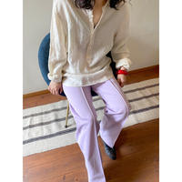 purple easy pants