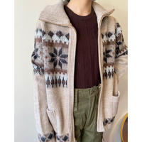 made in USA London fog knit cardigan