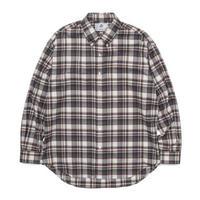 """Graphpaper MEN """"THOMAS MASON"""" for GP Check Oversised B.D Shirt"""