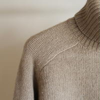 walenode   Recycled Cashmere Guardian Sweater 2colors
