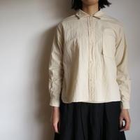 YAECA WRITE ボタンシャツ NATURAL 99153