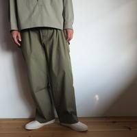 RAKINES NYCO poplin - Easy slacks 2colors